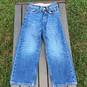 Gap slim loose fit boys jeans size 6 NICE